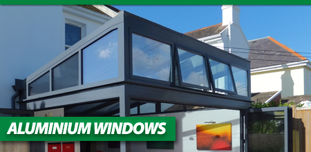 Jersey Aluminium Windows