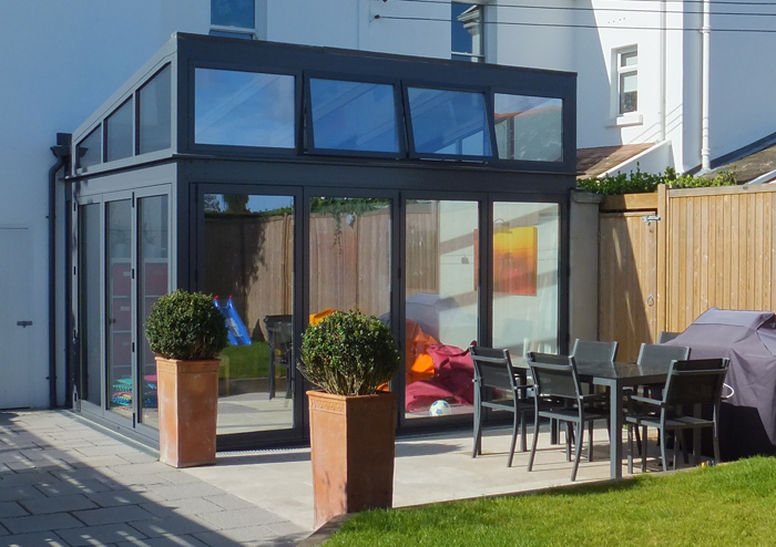 Jersey Lean To Conservatory