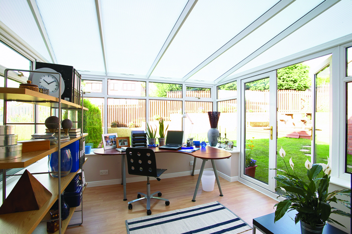 Lean-To Conservatories in Jersey
