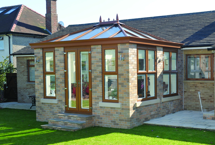 Conservatories affordable windows jersey for Garden rooms jersey