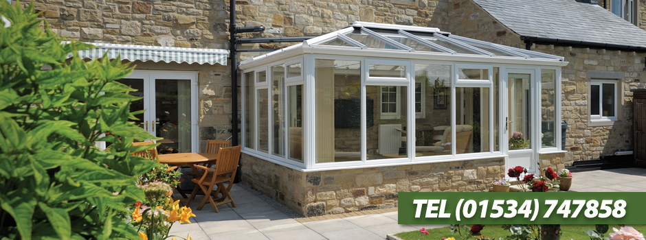 Conservatories in Jersey