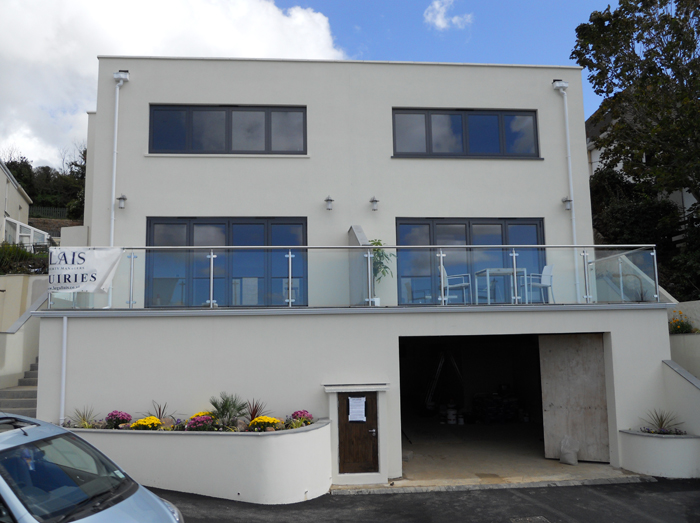 Aluminium Windows in Jersey