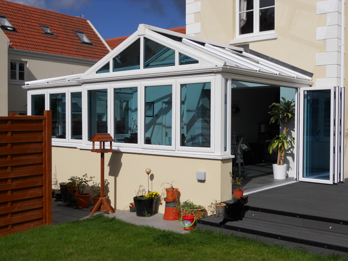 Jersey Georgian Conservatories