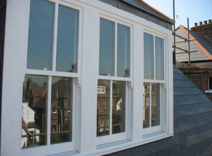 Jersey Timber Windows