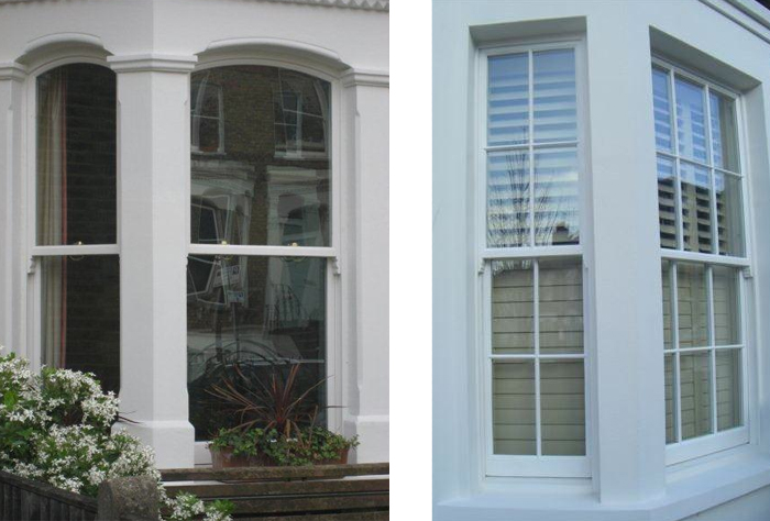 Timber Windows in Jersey
