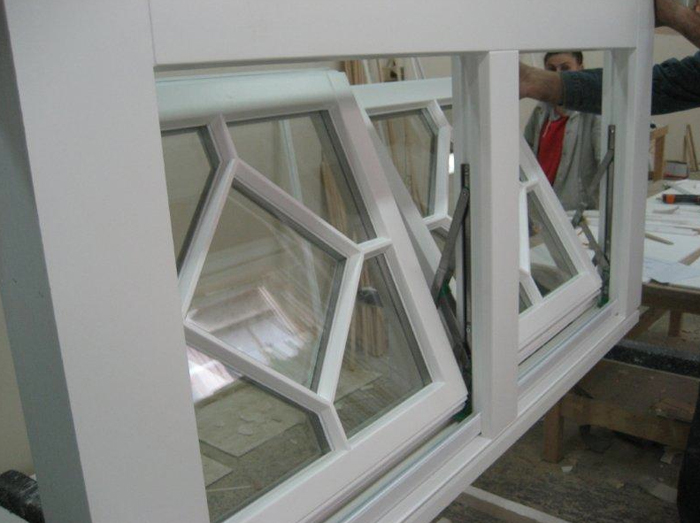 Bespoke Timber Windows in Jersey